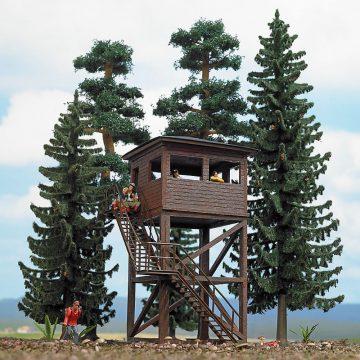 Wald-Set mit Aussichtsturm <br/>BUSCH 6394 1
