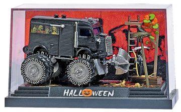 Kleindiorama: Halloween 12 »Der Greifer« <br/>BUSCH 7641 1