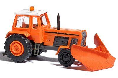 Traktor Fortschritt mit Schneeschieber <br/>BUSCH 8710