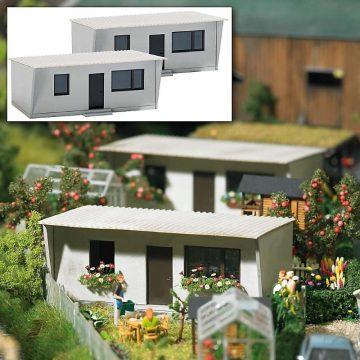 Gartenlauben, 2 Stück <br/>BUSCH 8756 1