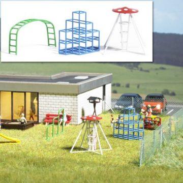 Spielplatz Kletter-Set <br/>BUSCH 8864 1