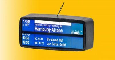 Zugzielanzeiger mit LED-Be <br/>Viessmann 1397