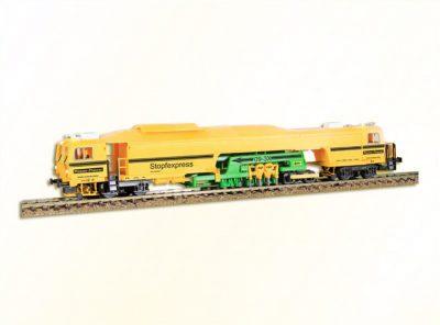Diesel-Triebzug Schienen-Stopfexpress Fktm <br/>Viessmann 2691