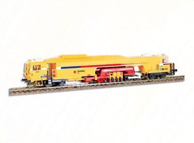 Diesel-Triebzug Schienen-Stopfexpress Strukt. <br/>Viessmann 2695