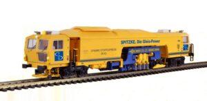 Diesel-Triebzug Schienen-Stopfexpress SPITZKE <br/>Viessmann 2700