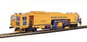 Diesel-Triebzug Schienen-Stopfexpress SPITZKE <br/>Viessmann 2701