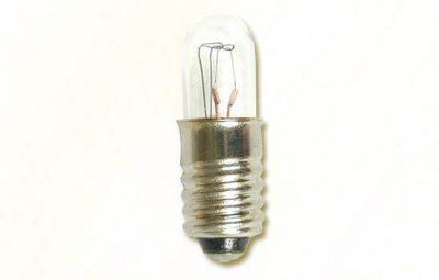 Kugellampen, weiß, E 5,5, 5 Stück <br/>Viessmann 3510