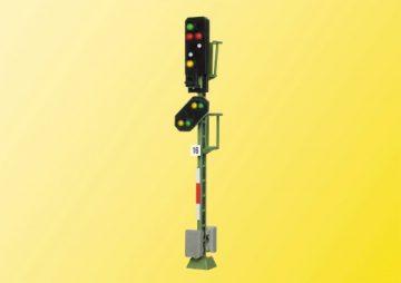 Licht-Ausfahrsignal mit Vor-Signal (DB 1969) <br/>Viessmann 4016 2