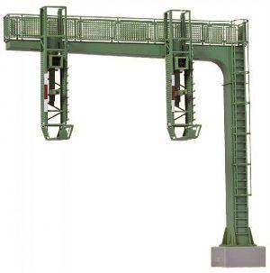 Signalbrücke, ohne Signalköpfe <br/>Viessmann 4755