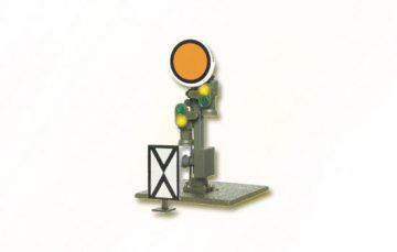 Form-Vorsignal, Scheibe beweglich <br/>Viessmann 4806 1