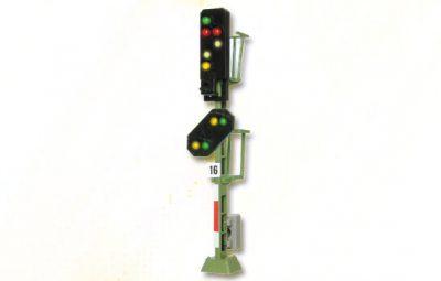 Licht-Ausfahrsignal mit Vor-Signal (DB 1969) <br/>Viessmann 4916