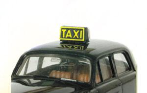 Taxischild mit LED Beleuch <br/>Viessmann 5039