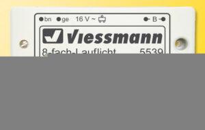 Warnbaken+ Laufl., 8 Stück <br/>Viessmann 5040
