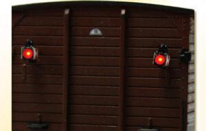 Zugschlusslaternen mit LED <br/>Viessmann 5069