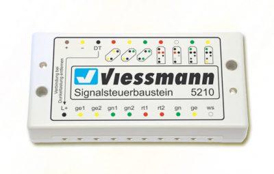 Signalsteuerbaustein für Licht <br/>Viessmann 5210