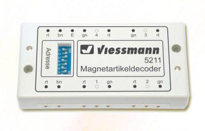 Zubehör-Decoder, Impuls (k83), Motorola/MM <br/>Viessmann 5211