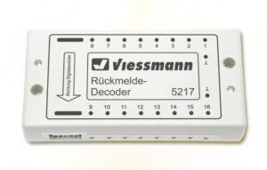 Rückmelde-Decoder s88 <br/>Viessmann 5217