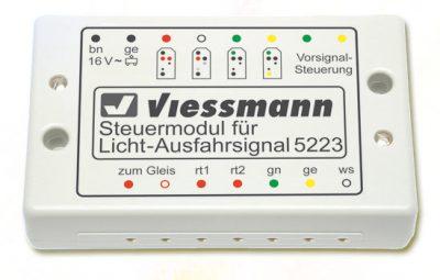Elektronik, Steuermodul für Licht-Ausfahrsignal <br/>Viessmann 5223