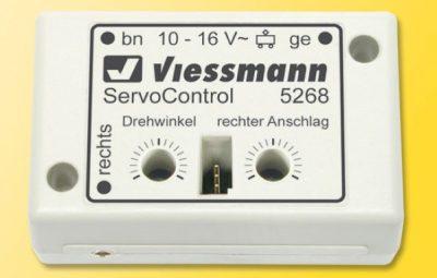ServoControl <br/>Viessmann 5268
