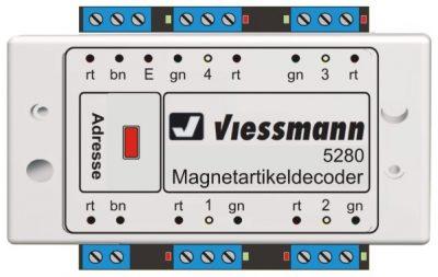 Multiprotokoll Schalt uWeic.. <br/>Viessmann 5280