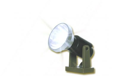 Flutlichtstrahler, 1-flammig, nieder, LED <br/>Viessmann 6330