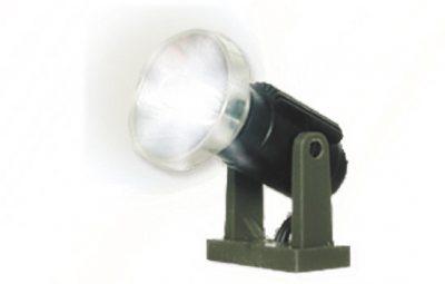 Flutlichtstrahler, 1-flammig, nieder, LED <br/>Viessmann 6530