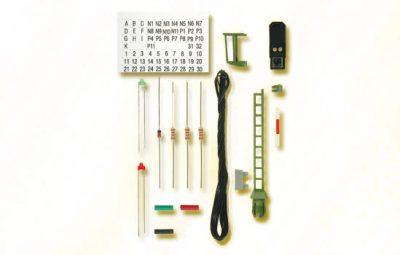 Licht-Blocksignal, Bausatz, wie 4911 <br/>Viessmann 7731