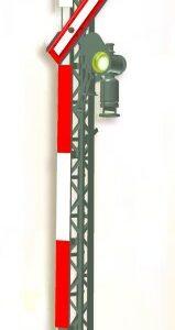 Form-Hauptsignal, 2-flügelig, gekoppelt Viessmann 9501