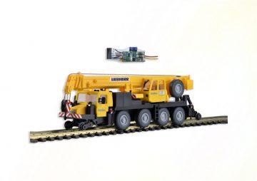 Zweiwege-Mobilkran LTM mit <br/>kibri 10558 1