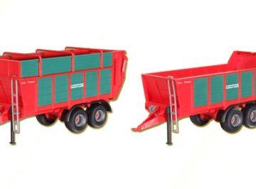 KEMPER UniTrans 1800Haecks <br/>kibri 12237 1