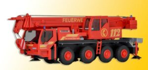 Feuerwehr Kranwagen <br/>kibri 13041