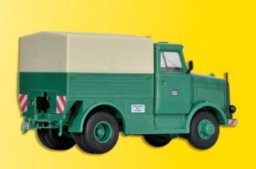 KAELBLE Zugmaschine mit Pl <br/>kibri 13528 3