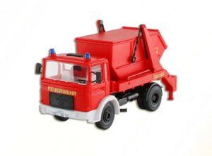 Feuerwehr MAN 2-achsig mit Abs. <br/>kibri 18201