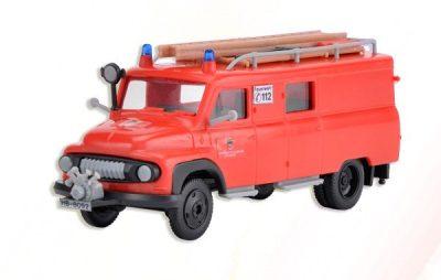 Feuerwehr FORD FK 2500 <br/>kibri 18255