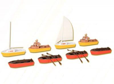 Set Boote <br/>kibri 39159