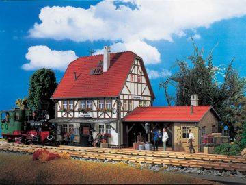 Bahnhof Bergheim <br/>Vollmer 41202 1