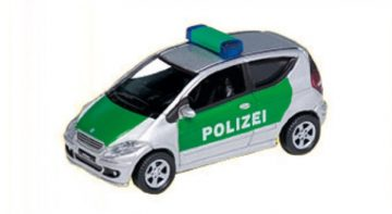 Mercedes-Benz A200 Polizei <br/>Vollmer 41606 1