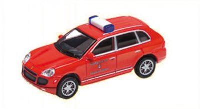 Porsche Cayenne Turbo Feue <br/>Vollmer 41688