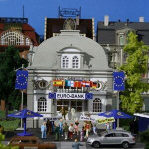 Euro-Bank mit Euro-Sonnens Vollmer 42002