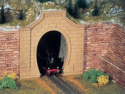 Tunnel-Portal, Rheintal, 2 <br/>Vollmer 42504