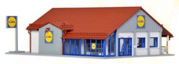 Supermarkt LIDL <br/>Vollmer 43662 3