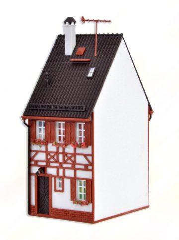 Fachwerkhaus Bahnhofstraße <br/>Vollmer 43673 1