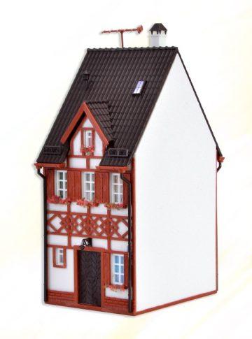 Fachwerkhaus Bahnhofstraße <br/>Vollmer 43673 2