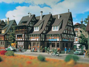 Rathaus, Polizeiwache und  <br/>Vollmer 43693 1
