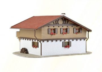 Haus Alpenrose <br/>Vollmer 43702 2
