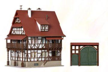 Winzerhaus mit Hoftor <br/>Vollmer 43732 1