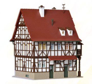 Winzerhaus mit Hoftor <br/>Vollmer 43732 2