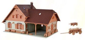 Bauernhaus mit Remise <br/>Vollmer 43744 1