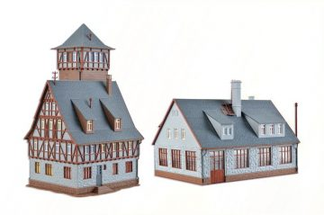 Feuerwehr-Stützpunkt, fünfs <br/>Vollmer 43767 2
