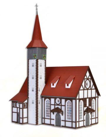 Fachwerkkirche Altbach <br/>Vollmer 43768 1